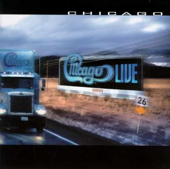 Cover von Chicago 26 - Live In Concert